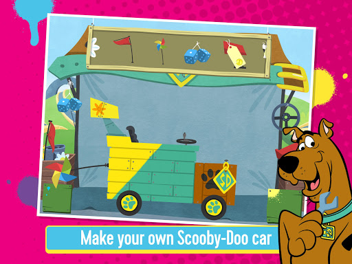 Boomerang Make and Race - Scooby-Doo Racing Game android2mod screenshots 11