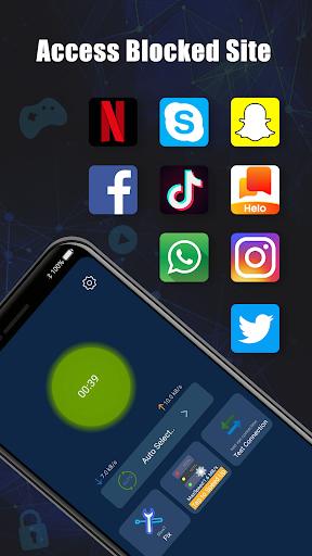 Free VPN SecVPN: Fast Unlimited Secure Proxy 5.0.028-RELEASE screenshots 2