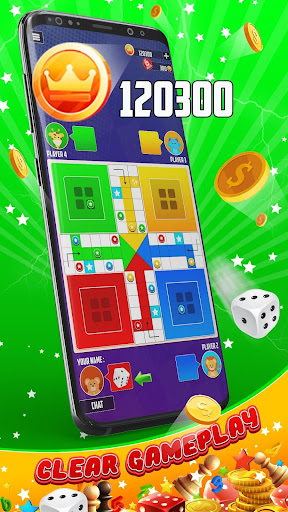 King of Ludo Dice Game with Free Voice Chat 2020 1.5.9 screenshots 3