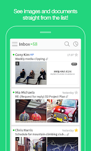 NAVER Mail 4