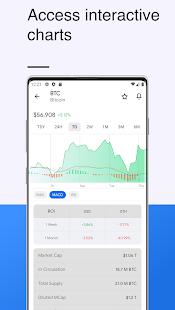 CoinHub - Blockchain Crypto Wallet