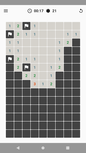 Minesweeper - Antimine Latest screenshots 1