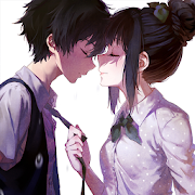 Romantic Anime Couple Wallpapers HD