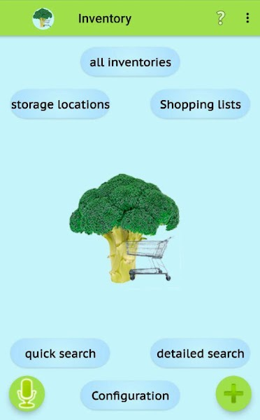 Inventory and Shopping list Manager