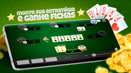 Poker Texas Hold'em Online 104.1.37 screenshots 1