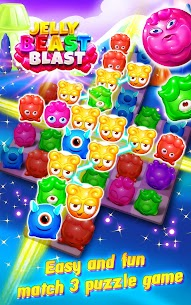Jelly Beast Blast 1.9.4 Mod APK Updated Android 1