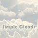 使いやすい壁紙アイコン Simple clouds 無料
