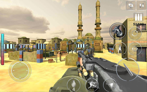 Call Of Courage : WW2 FPS Action Game 1.0.13 screenshots 23