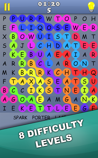 Word Search, Play infinite number of word puzzles  screenshots 6
