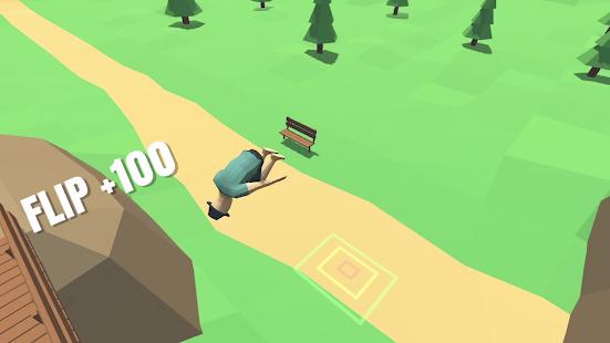 Flip Trickster - Parkour Simulator Mod Apk