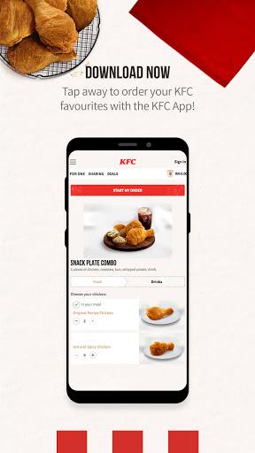 KFC Malaysia 1.7.6 Screenshots 3