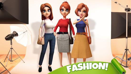 ファッションメイク:ホームデザイン