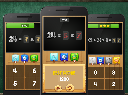 Multiplication Table Kids Math 3.9.0 screenshots 2