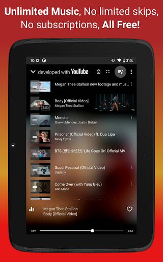 Video, Download, Music Free Player, MP3 Downloader apktram screenshots 19