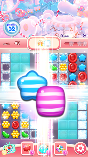Candy Go Round - #1 Free Candy Puzzle Match 3 Game 1.4.1 screenshots 2