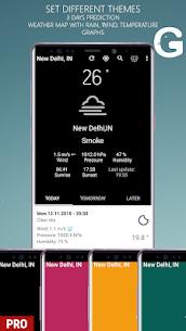 Weather Widget Galaxy S8 Pro S9 v1.0.0 [Paid] 5