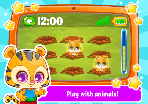 Babyphone & tablet - baby learning games, drawing 2.3.6 screenshots 10