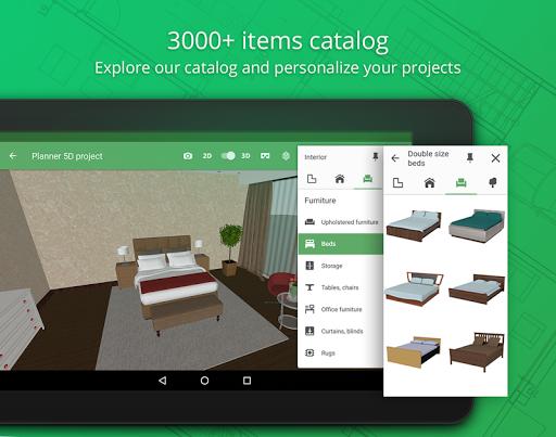 Planner 5D - Home & Interior Design Creator 1.25.2 Screenshots 9