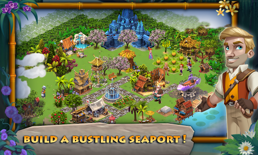 New World: Castaway Paradise screenshots 1
