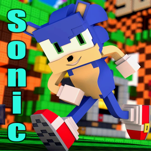 Baixar New Sonic Boom Mod Minecraft para Android