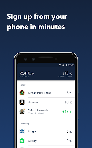 Monzo - Mobile Banking modavailable screenshots 2