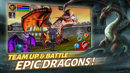 Sherwood Dungeon 3D MMO RPG 0.0.19 screenshots 2
