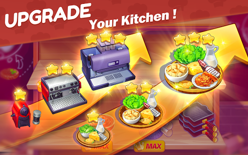 Cooking Voyage - Crazy Chef's Restaurant Dash Game 1.4.4+3878cd2 screenshots 16