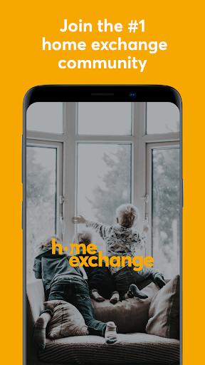 HomeExchange - House Swapping apktram screenshots 1