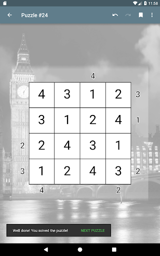 Skyscrapers Number Puzzle 20210312.1 screenshots 8