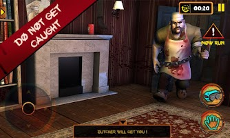 Scary Butcher 3D
