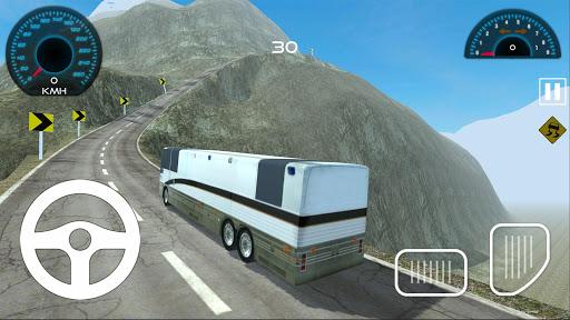 City Transport Bus Simulator 2021 - Free Bus Game apktreat screenshots 1