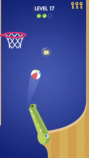 Flipper Dunk 1.21 screenshots 1