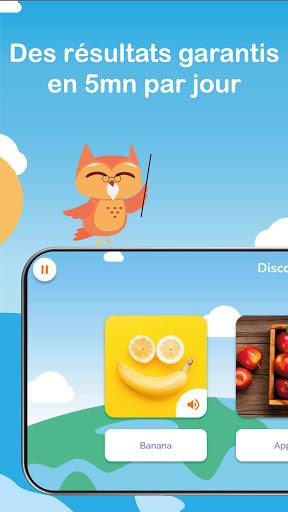 Holy Owly nu00b01 anglais pour enfants 2.3.4 screenshots 2