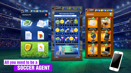 Soccer Agent - Mobile Football Manager 2019 2.0.3 screenshots 5