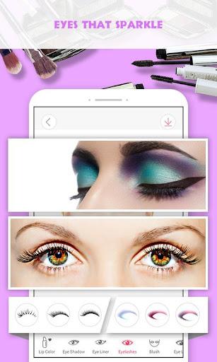Pretty Makeup - Beauty Photo Editor Selfie Camera screenshots 3