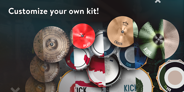 REAL DRUM: Electronic Drum Set 9.16.0 Screenshots 10