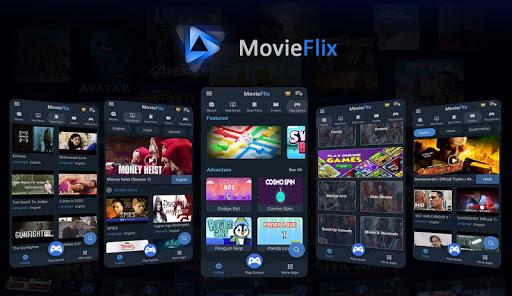 MovieFlix - Free Online Movies & Web Series in HD  screenshots 4