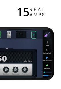 Deplike Premium v5.7.5 MOD APK – Guitar Effects Pedals, Guitar Amp 5