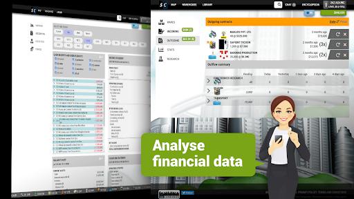 Sim Companies  screenshots 4