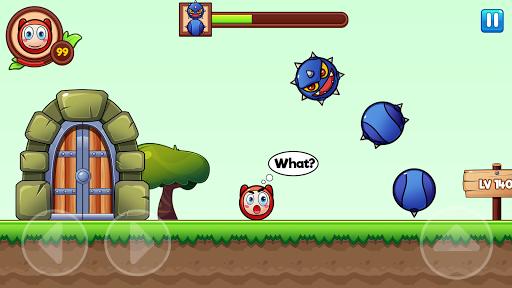 Ball Bounce Freaking - Mystic Journey Island  screenshots 2
