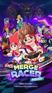 Merge Racer : Idle Merge Game Mod Apk 1.0.1 (Unlimited Coins/Cash/Diamonds/Tickets) 1