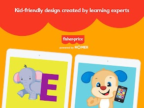 Learn & Play by Fisher-Price: ABCs, Colors, Shapes screenshot thumbnail