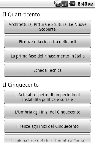 Storia dell'Arte For PC Windows (7, 8, 10, 10X) & Mac Computer Image Number- 6