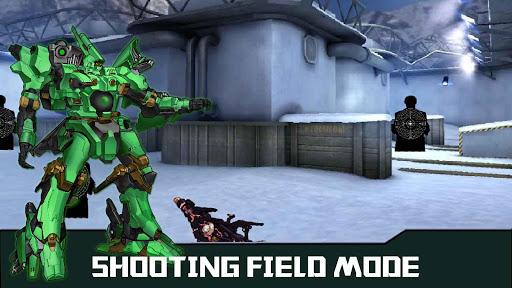 doom bringer: super robot screenshot 2