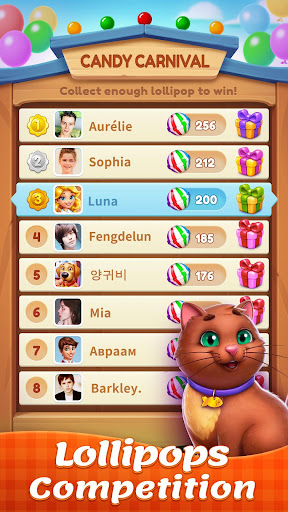 Candy Sweet Legend - Match 3 Puzzle 5.2.5030 screenshots 13