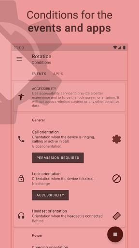 Rotation | Orientation Manager apktram screenshots 3