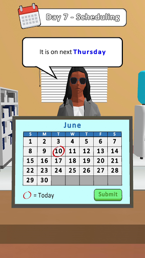 Hiring Job 3D 1.0.1 screenshots 3