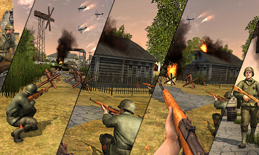 Frontline World War 2 Survival Mod Apk (God Mode) 5