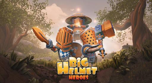 Big Helmet Heroes apkpoly screenshots 1