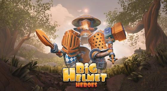 Big Helmet Heroes 1